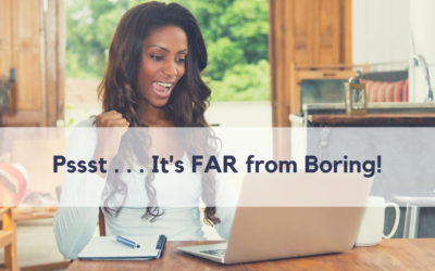 E-Learning Myth #5: It's Boring