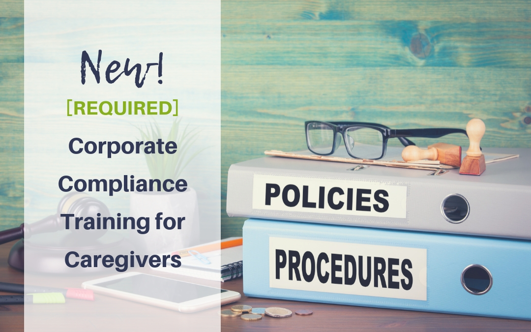 A NEW ITK Course: All About Corporate Compliance