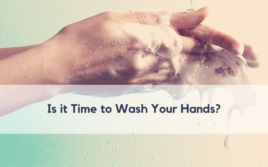 National Handwashing Awareness Week is December 2-8