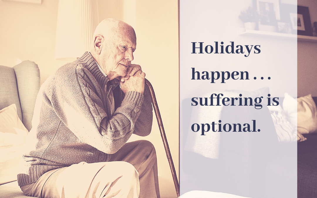 Holiday Happiness Drought: 5 Easy Tips to Ease the Winter Blues for Seniors