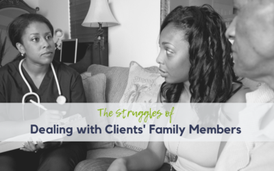 Your Caregivers Want You to Know about Interpersonal Struggles with Family Members