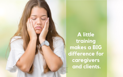 Your Caregivers Want You to Know the Burden of Caring for Clients with Little-to-No Training