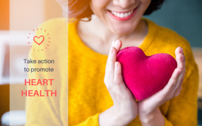 Take the February Heart Smart Caregiver Challenge!