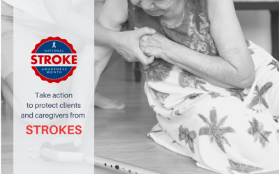 Summer is coming, but Stroke Awareness Month is here.