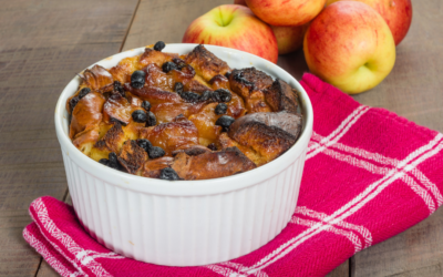 Chef Beth's Apple Cinnamon Bake Recipe
