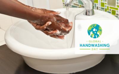 It's Global Handwashing Day!