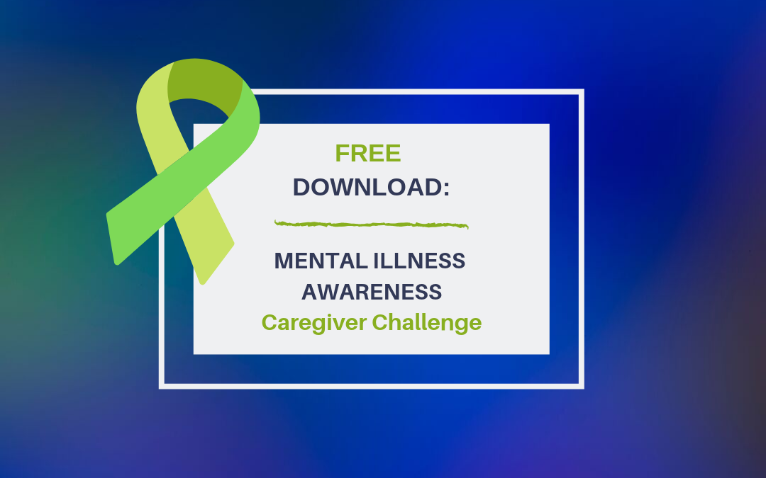 Get ready for Mental Illness Awareness Week with a Free Download