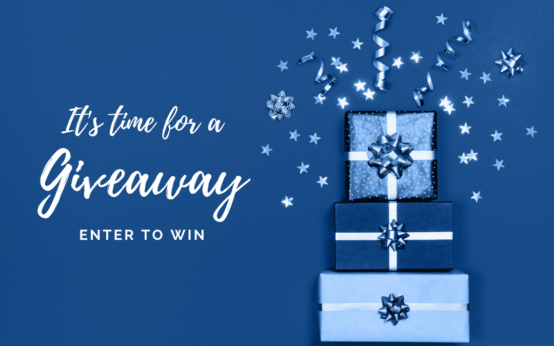 It's Holiday Giveaway Time!