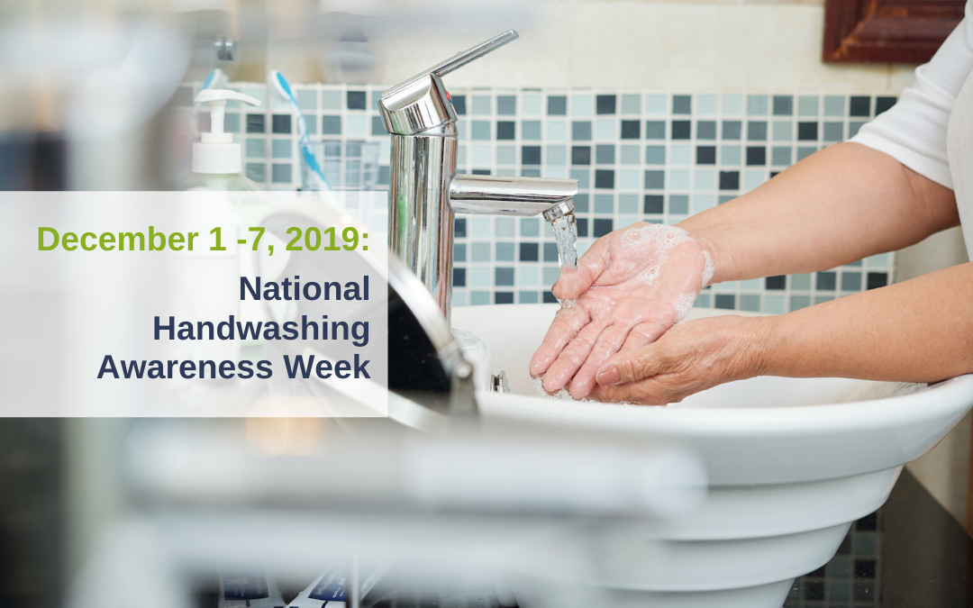 Get Prepared for National Handwashing Week!