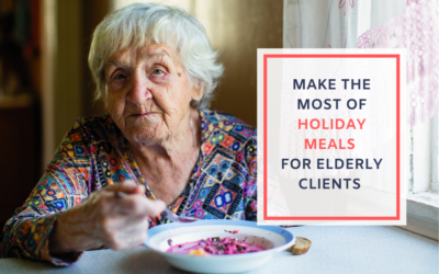 Create Comfort and Joy: Tips for Making Holiday Meals Memorable