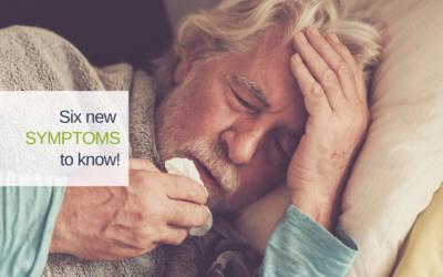 New COVID-19 Symptoms to Know