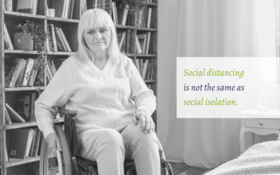 5 Tips to Minimize Social Isolation During Social Distancing