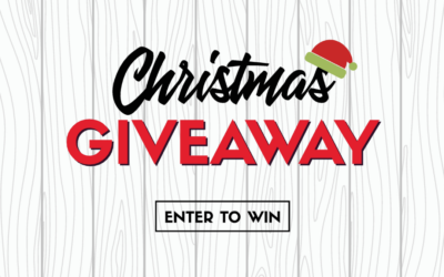 Enter to Win Our 2021 Holiday Giveaway!