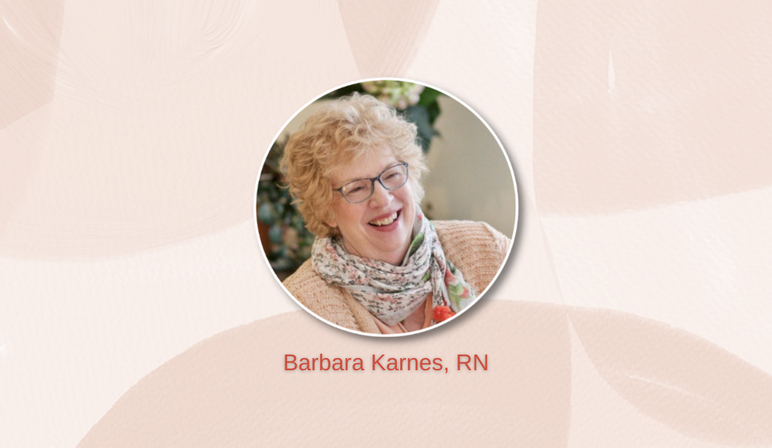 """Barbara Karnes answers, """"Is it Painful to Die?"""""""